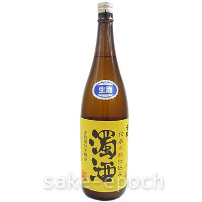 金鼓 伝承水もと仕込み濁酒生1.8L