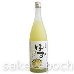 梅乃宿ゆず酒1.8L