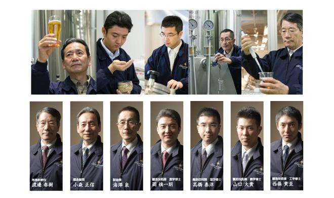 軽井沢ビール7人の侍