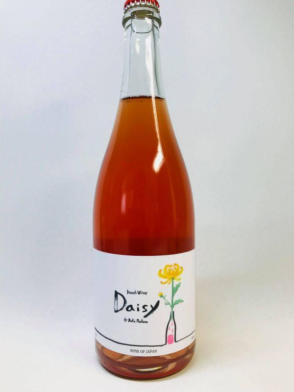画像1: ◆九能ワイン 2017デイジー 750ml (1)